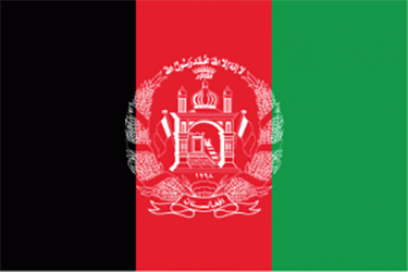 05 Afghanistan Flag
