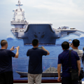 China's Aircraft Carrier Liaoning