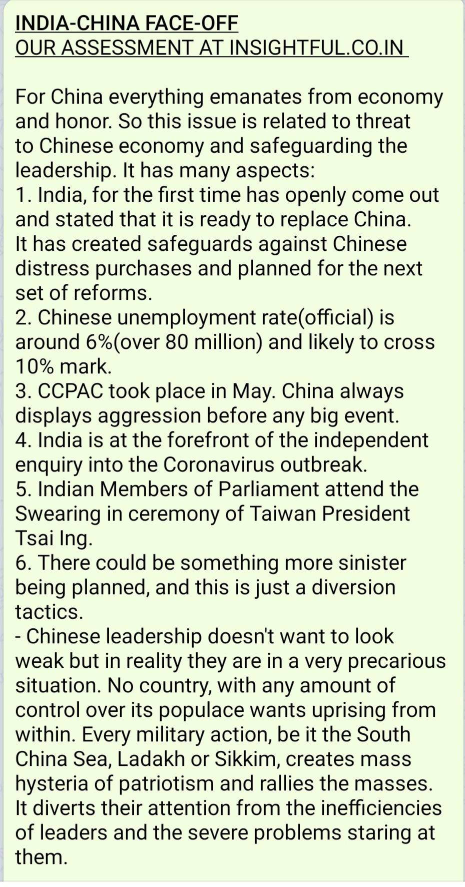 India and China 13