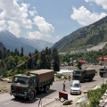 Indian Army Trucks