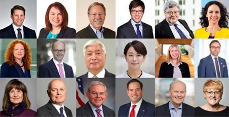 New Global Coalition Members