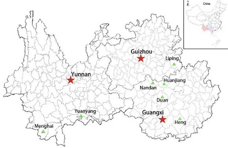 06 Most Diverse Provinces of China
