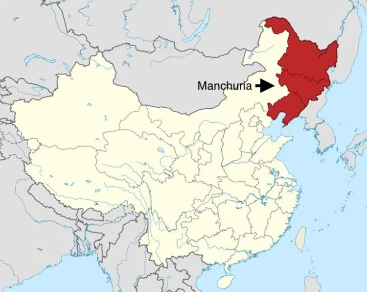 07 Manchuria
