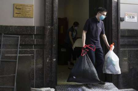 China's Houston Consulate Being Cleared Out