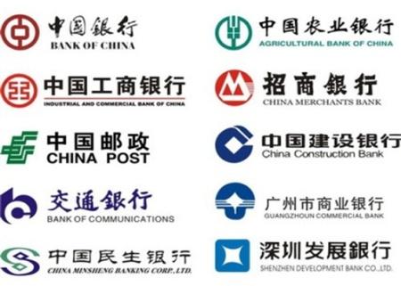 Chinese Bank Logos