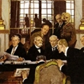 Signing of Peace 1919