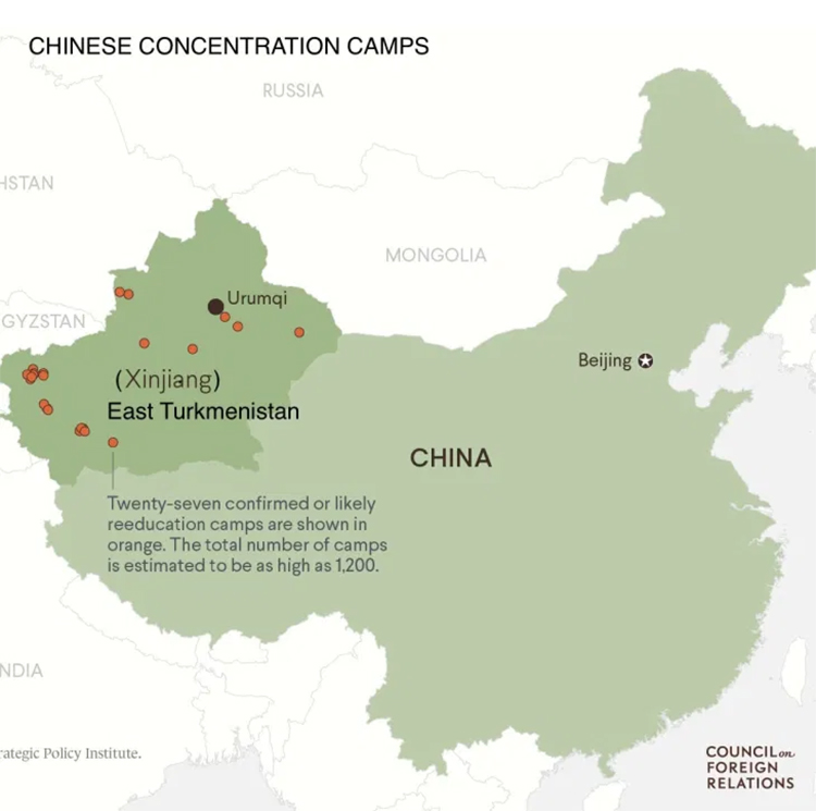Xinjiang Concentration Camps