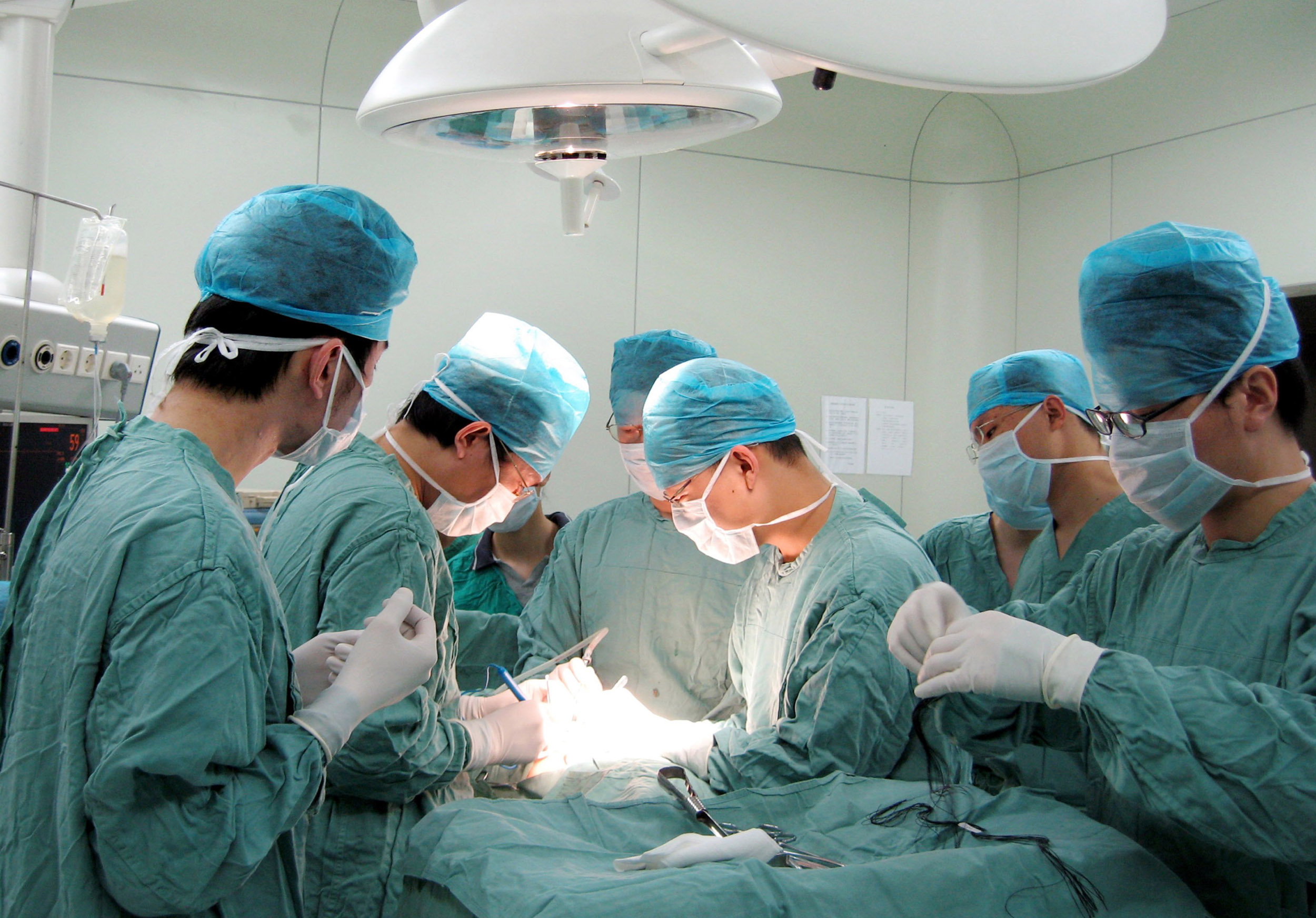 Claims China is forcibly harvesting organs of Uighur population