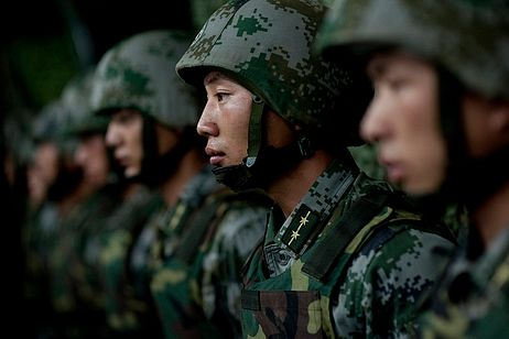 Deception is key to Chinese military strategies