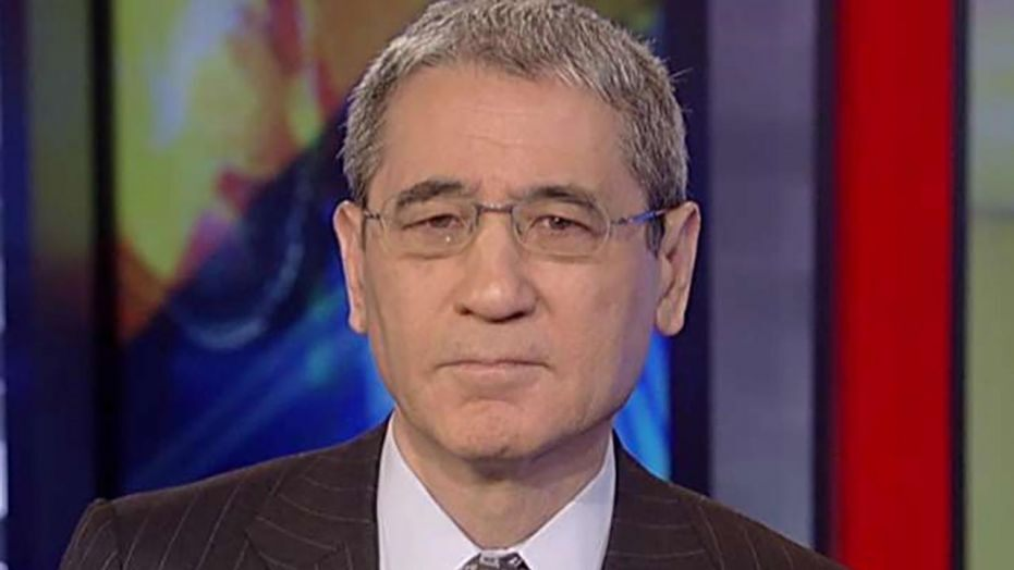 Gordon Chang predicts China collapse every year since 2001