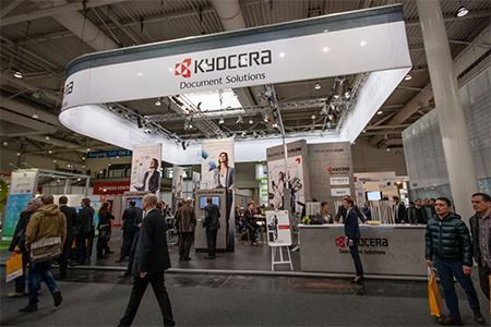 Japanese printer giant Kyocera