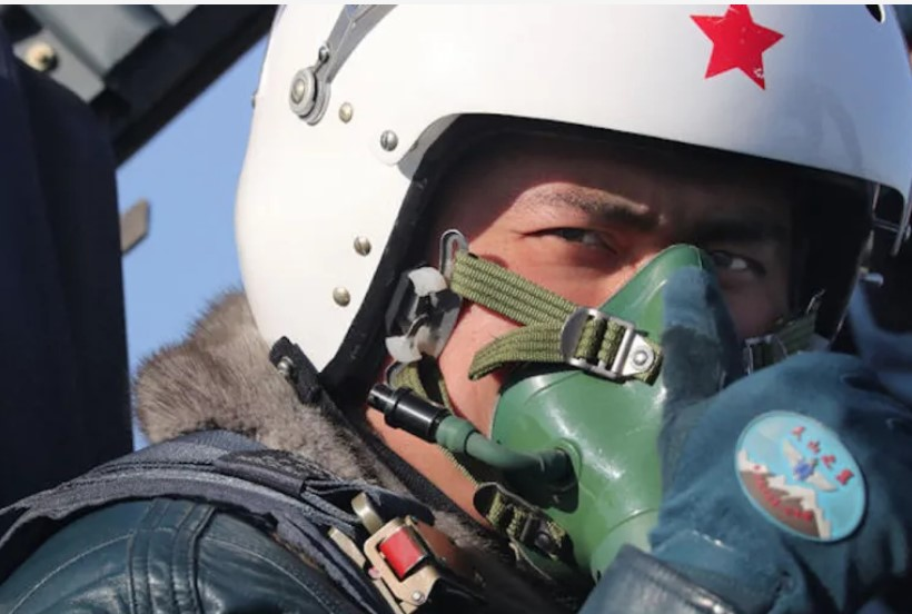 Wanted: Chinese navy pilots with the right stuff