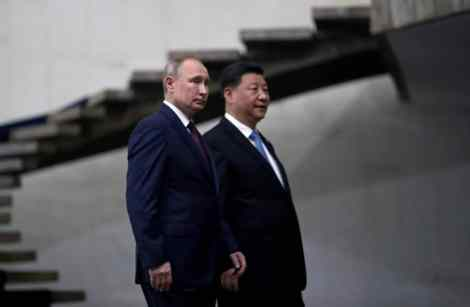China's assertiveness is becoming a problem for its friends,too