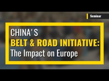 China Belt and Road Impact on Europe
