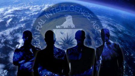 CIA Four Operatives