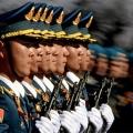 PLA Honour Guard