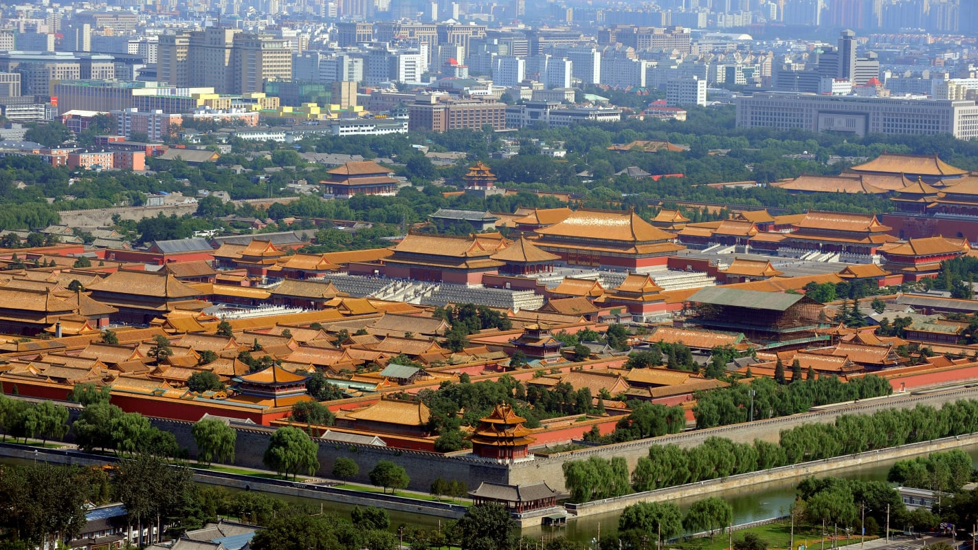 The Forbidden City at 600: How China's imperial palace survived against the odds