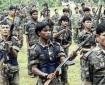 Naga Rebels in Myanmar's Northwestern Sagaing Region