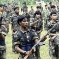 Naga Rebels in Myanmar's Northwestern Sagaing Region