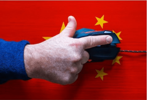 China creating an Orwellian world with informatiion warfare