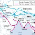 China's Proposed Belt Road Initiative