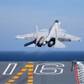 J-15 Carrier-Borne Fighter Jet