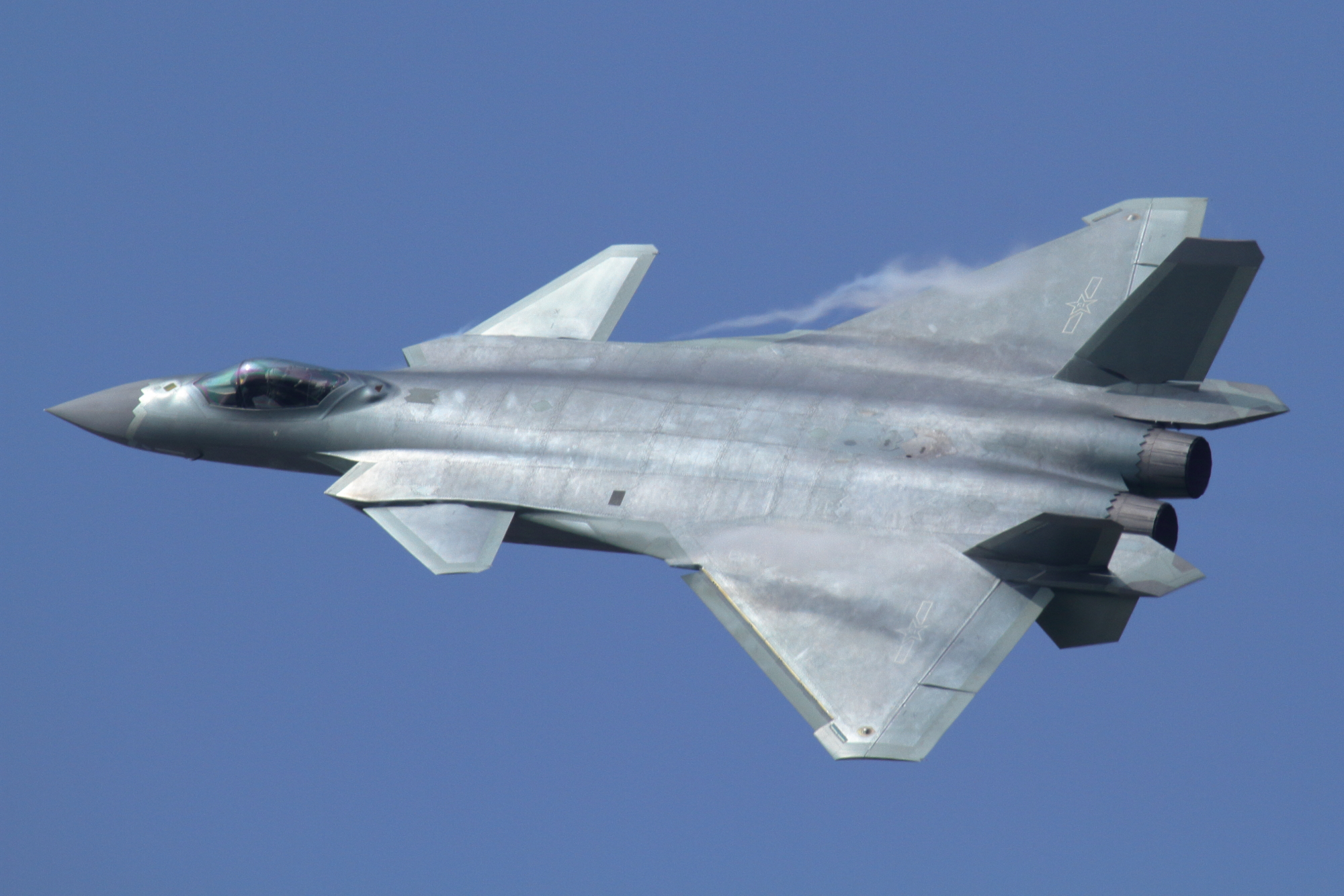 China looks to create an army of stealth fighter jets with new 'metamaterial' element