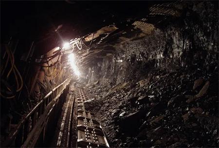 Mongolian Coal Mine