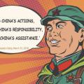China's Greenpeace Propaganda