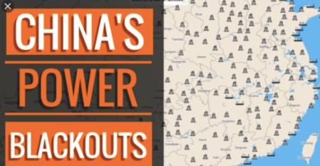 China's Power Blackouts