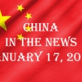 China in the News January 17, 2021
