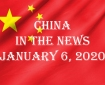 China in the News January 6, 2021