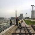 Chinese coal-fired power station