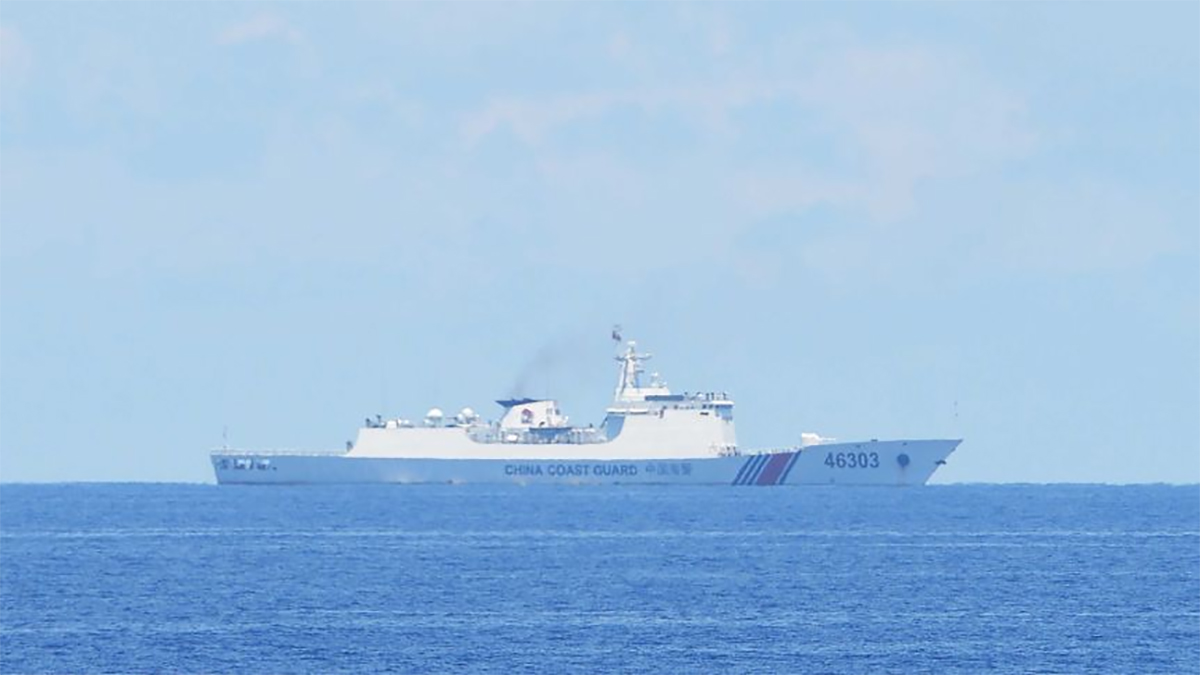 China authorises coast guard to fire on foreign vessels if needed