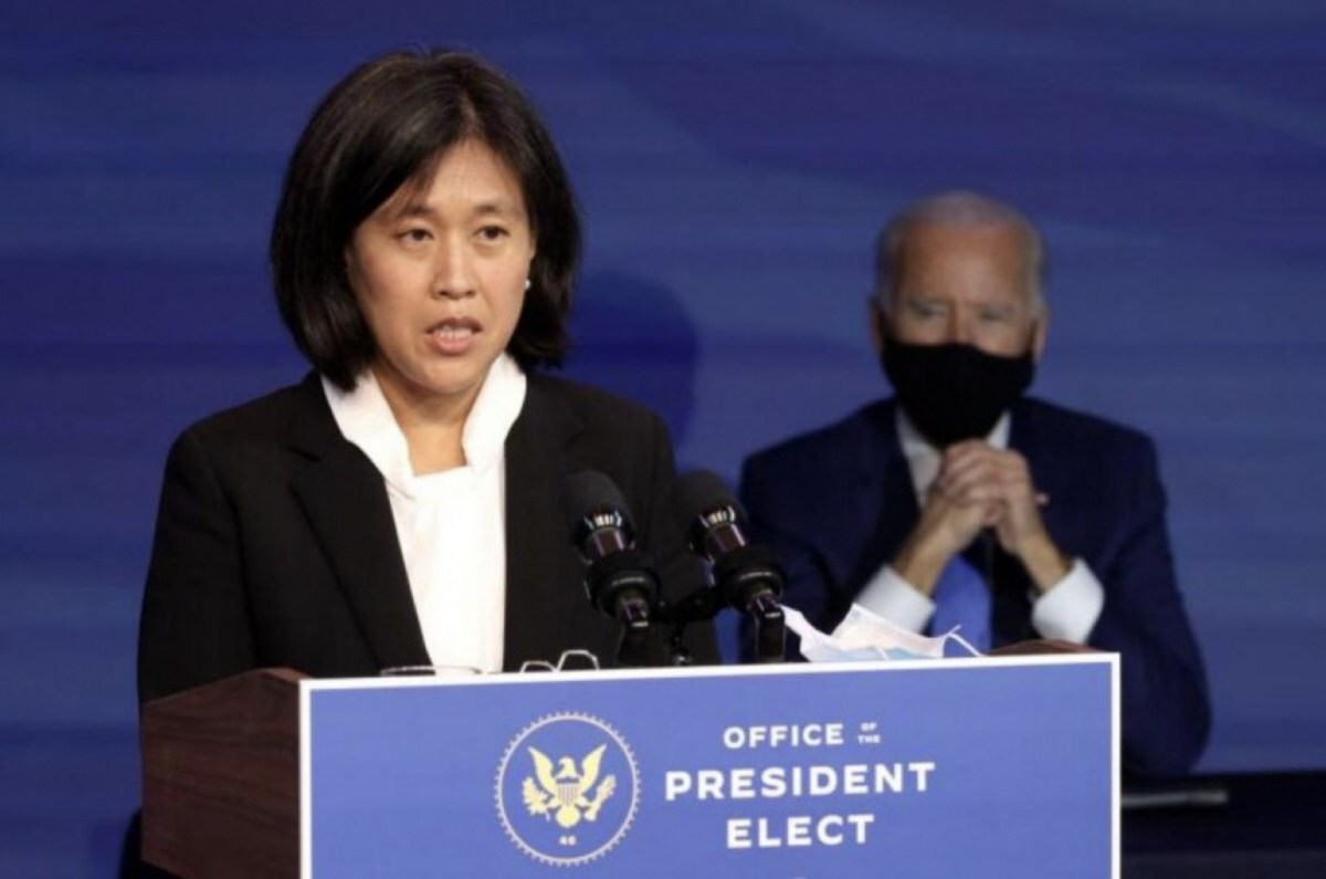 Biden's trade rep knows China inside and out