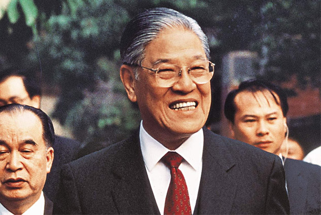 January 15, 1923 – Birth of Lee Teng-hui, 4th President of the Republic of China