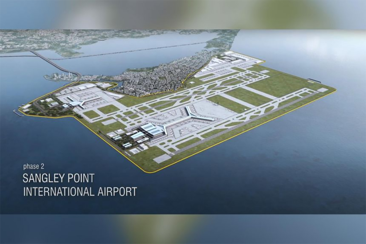 Philippine province cancels award for China Communications' $10 billion airport project
