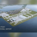 The project was to upgrade the Sangley Point International Airport