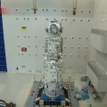The Tianhe core module and docking hub of the Chinese Space Station