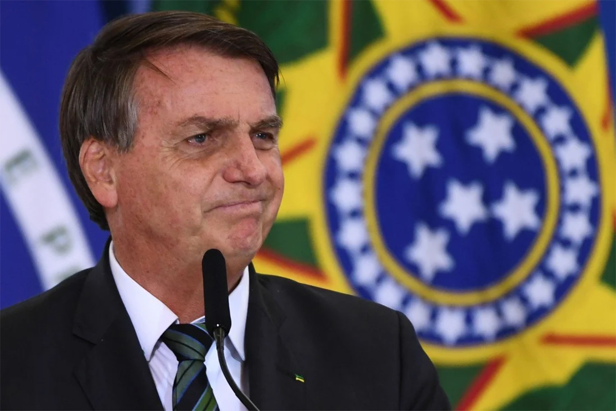 China critic Bolsonaro looks set for second term as Brazil president