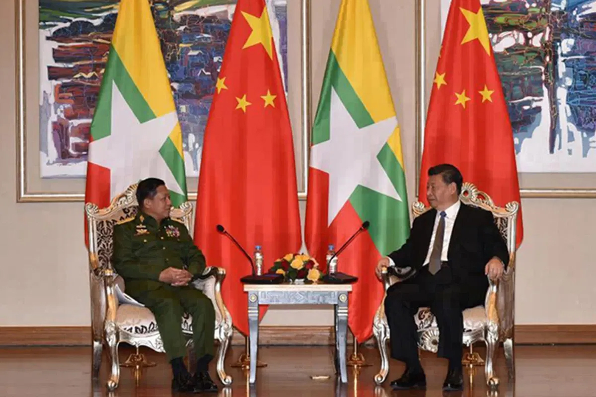 Military coup in Myanmar – responses in geopolitical context