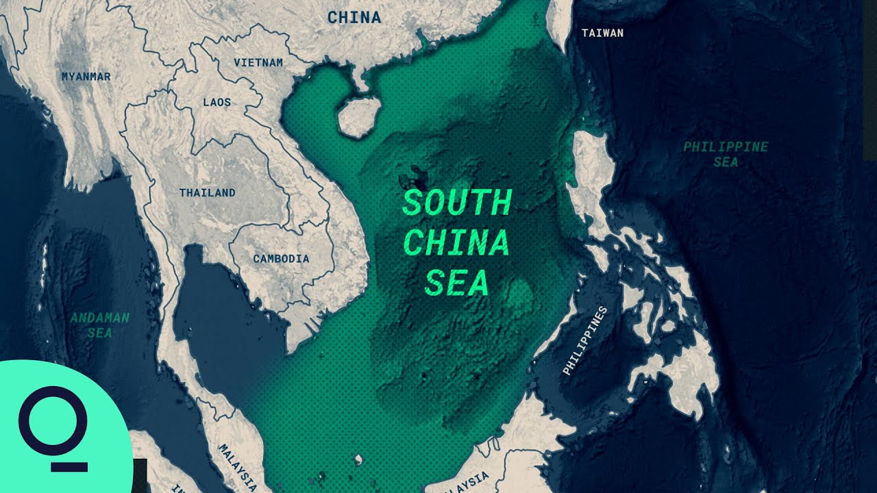 China's conquest of the South China Sea is the end of the International Rules-Based Order