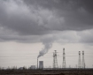 A coal fired power plant in Gansu province