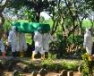 A funeral in Kudus, Indonesia, in May. Many of the countries that are experiencing fresh coronavirus outbreaks despite high inoculation rates relied on Chinese-made vaccines.
