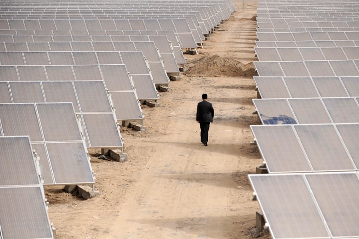 US sanctions Chinese solar firms for Uighur human rights abuses