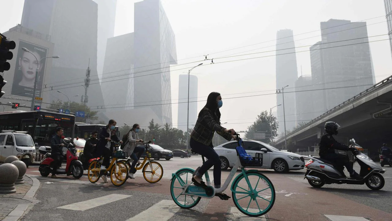 China is the real winner of Western climate politics