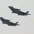 China unleashes AI controlled jets