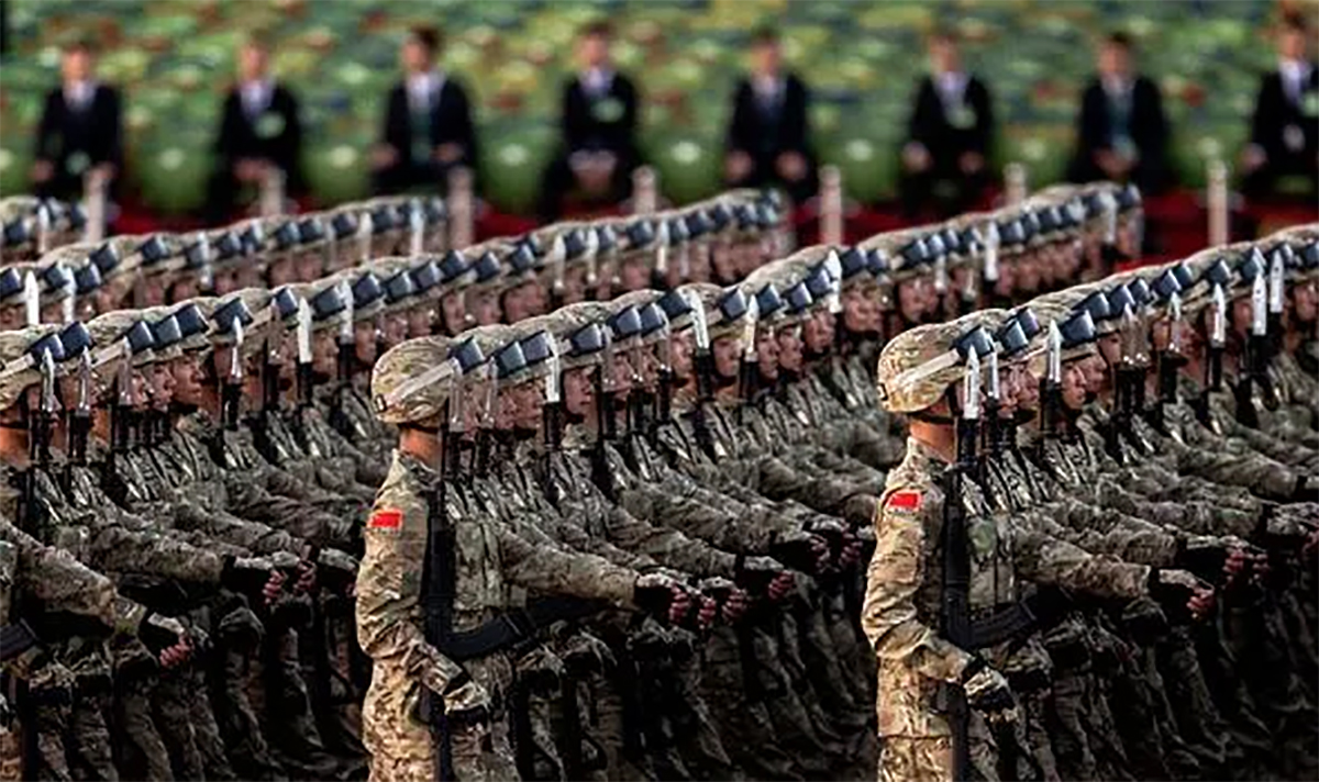 China targets overthrow of global order as expert warns of 'brutal authoritarianism' rise