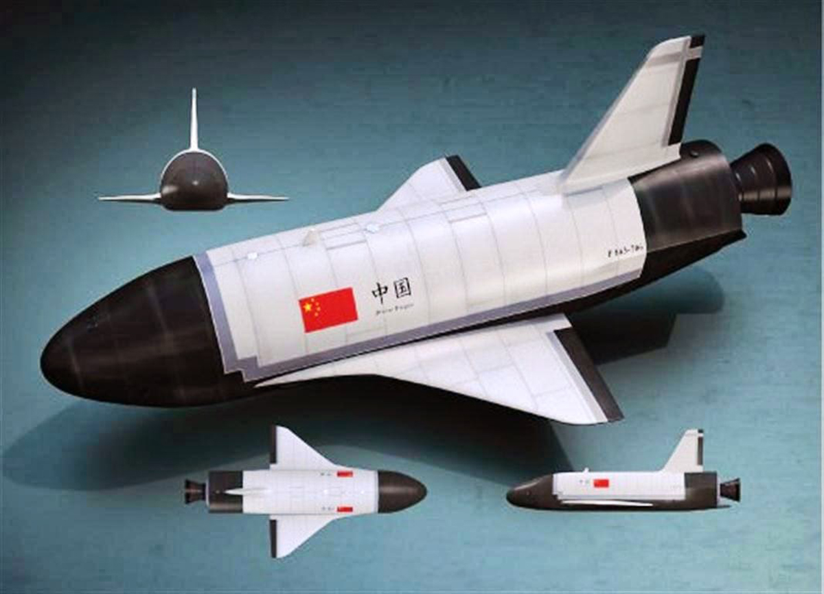 China Has Reportedly Launched a Little Baby Version of the US X-37B Spaceplane
