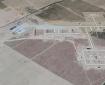 Satellite image of Malan airfield in Xinjiang, China